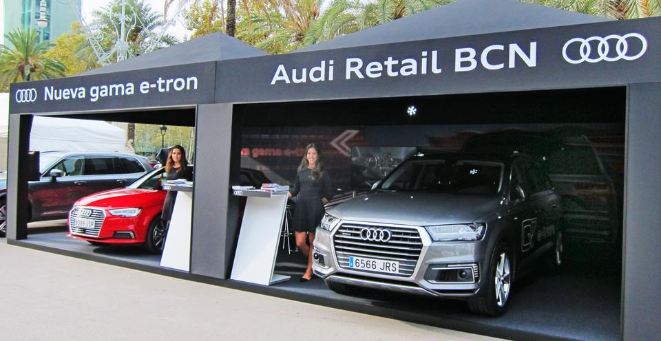 Audi Retail- Expoelectric 2016